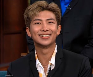 bts, kim namjoon, and namjoon image