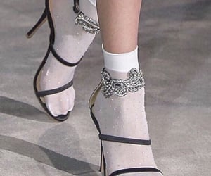 aesthetic, fashion, and heels image