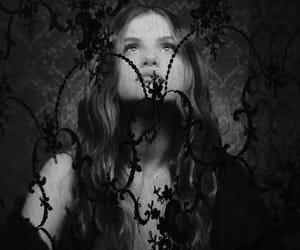 selena gomez, black and white, and instagram image