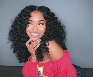 beautiful, melanin, and black girl magic image