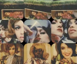 art, fashion, and girls image