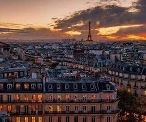 paris, city, and travel image