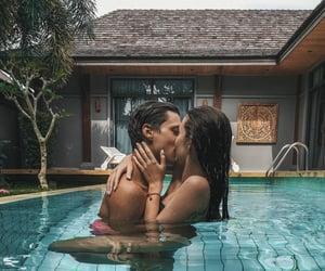 bali, couple, and photography image