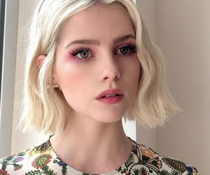 lucy boynton, girl, and pretty image