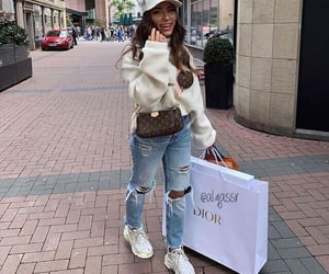 dior, lifestyle, and ootd image