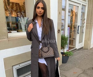clothes, coat, and dress image