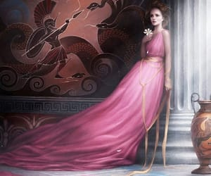 fairy-tale, fantasy, and greek image