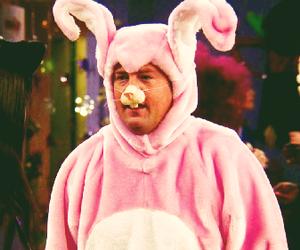 bunny, chandler, and chandler bing image