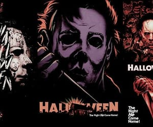 article, Halloween, and michael myers image
