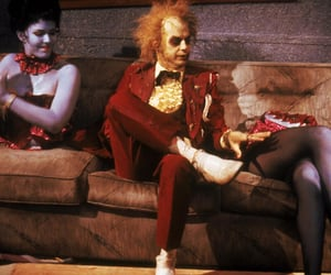 beetlejuice, movie, and tim burton image