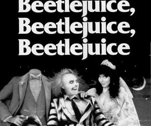 beetlejuice and movie image