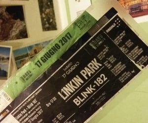 band, blink 182, and concert image