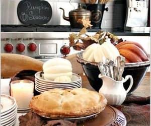 cozy, kitchen, and pie image