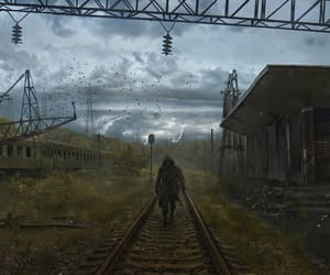 chernobyl, ZONE, and game image
