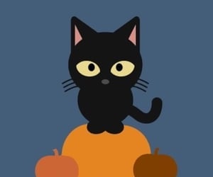 pumpkin, Halloween, and cute image