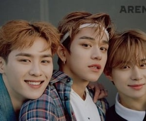 lucas and jungwoo image