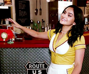 gif, riverdale, and camila mendes image