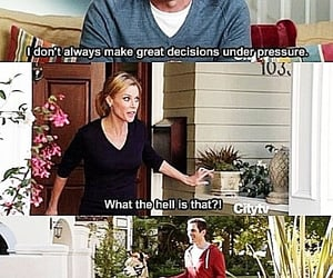 modern family, julie bowen, and phil dunphy image
