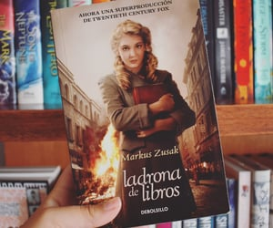 book, markus zusak, and the book thief image