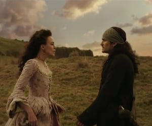 keira knightley, orlando bloom, and pirates of the caribbean image