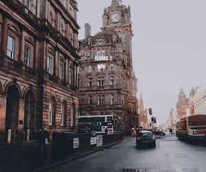 aesthetic, buildings, and road image