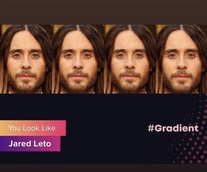 30 seconds to mars, jared leto, and lol image