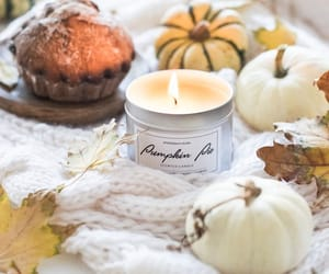 aesthetic, autumn, and cake image