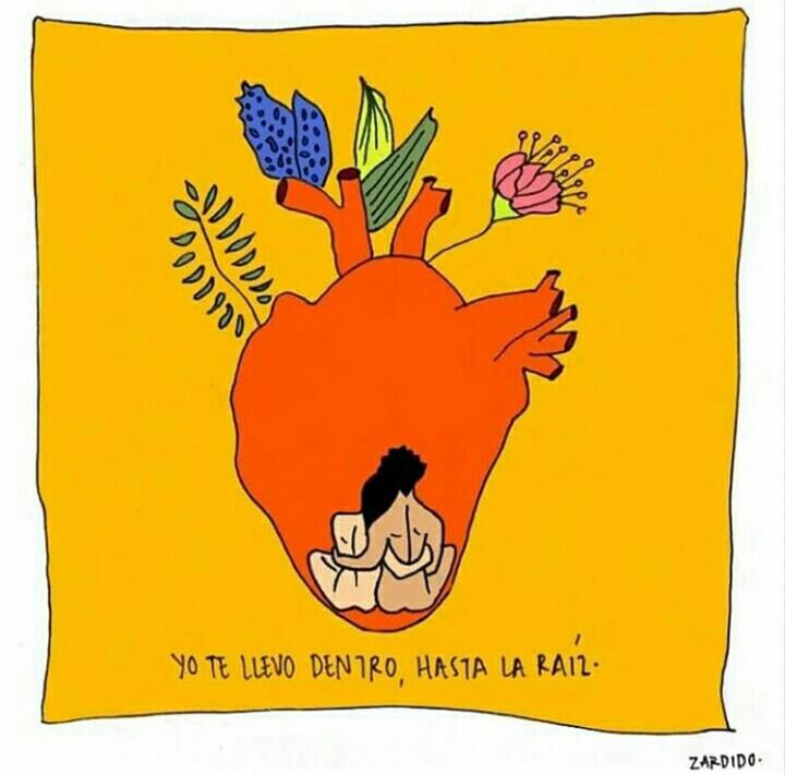 Hasta La Raíz Uploaded By Wktaclv On We Heart It