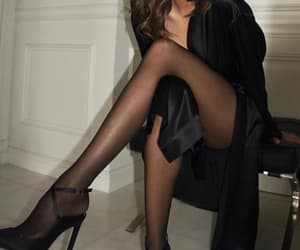 black, elegant, and lbd image