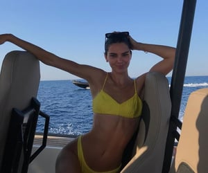 kendall jenner, body, and model image