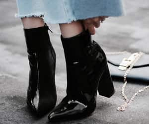 accessories, chic, and street style image