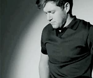 black and white, music video, and one direction image