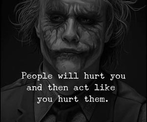 hurt, people, and quote image