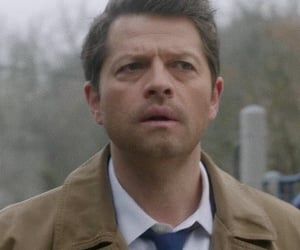 actor, cw, and supernatural image