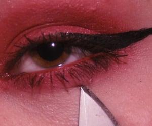 black, eyes, and Hot image