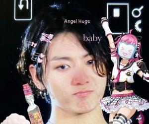 aesthetic, angel, and anime image