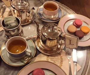 laduree and pastry image