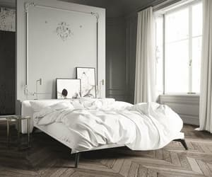 interior, white, and fashion image