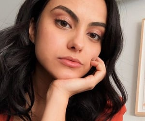 camila mendes, beautiful, and girl image