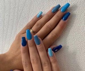 blogger, blue, and fashion image
