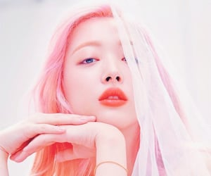 aesthetic, kpop, and sulli image