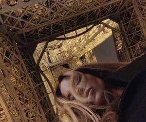paris, girl, and blonde image