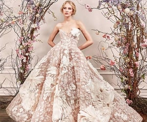 Couture, dresses, and gorgeous image