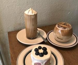 beige, dessert, and food image