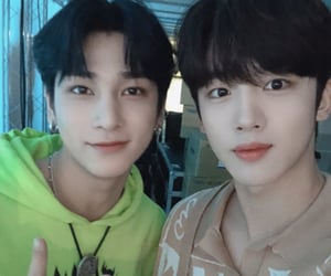 x1, yohan, and hangyul image