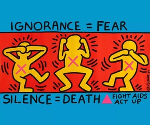 80s, activism, and art image