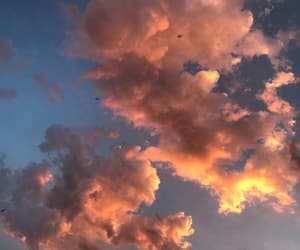 clouds and aesthetic image