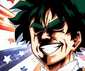 anime, togata mirio, and boku no hero academia 4 image