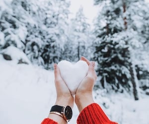 photography and snow image