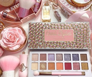 blush, lancome, and anastasia beverly hills image